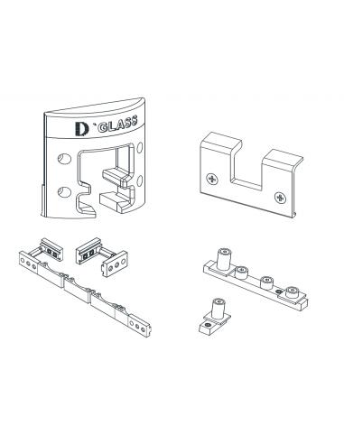 Kit para marco a Derechas DG28