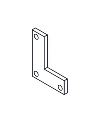 Calzos aluminio 1 mm